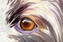 watercolour eyes xxxx