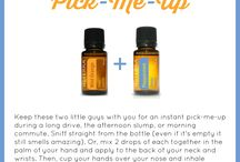 Doterra road trip blends