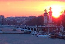 Le retour du soleil / Pont de la concorde