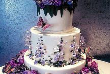 Natural wedding - fairies, butterflies, flowers!