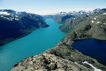 My favourite peaks in Norway / Peaks in Norway I have been on, and some I want to ascend.