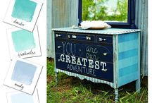 BLues by Heirloom Traditions paint