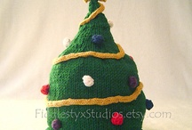 Knit Christmas / by Ginger Knits