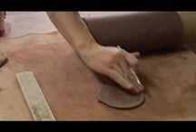 pottery video's
