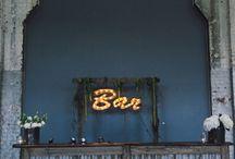 Bars & Food Stations