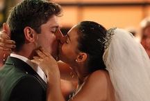 Casamentos da Ficção / Seja nas novelas, filmes, seriados, as noivas são sempre um sucesso! Além disso, todo mundo ama um casamento no final!