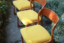 chaise baumann traineau