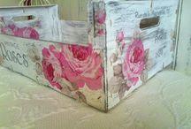 Картон - Ящики, коробки
