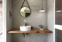 Bathroom inspirations / Inspiracje łazienkowe