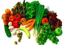 Vegetables and Fruit! / Beauties all natural! Vegetables and Fruit...love them all!
