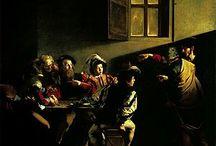 Caravaggio / by Jeffrey A. Dear