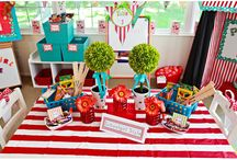 Carnival Themed Classroom / by Tara Repp