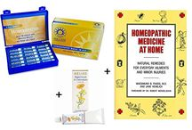 Homepathic Remedy Starter Kits for Mother and Baby + The Whole Family