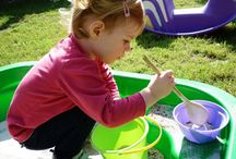 Play Particulars / A place to collect ideas for open-ended, unstructured play ideas that get kids being creative, and curious, while learning. Also a resource for imaginative and pretend play and early drama.