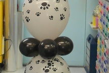 Our Balloon Columns & Sculptures / Balloon Columns to Balloon Sculptures for all occasions, seasonal events and themes.