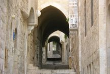 Sacred Places / Sacred Jewish and Christian Places