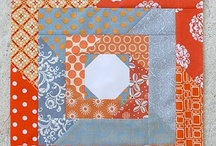 quilting & patchwork / inspiration for colors and shapes / by Julia Trice