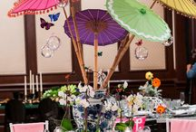 tablescape ideas / by T Lee