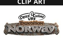 Norway Expedition VBS Clip Art / by Group VBS & Children's Ministry