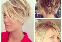 Lee hair