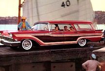 Killer Station Wagons / I don't have one, but they do it for me.  Just looking is enough.