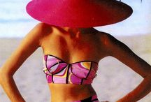 Beachwear Print & Color Inspirations / by Adilene Guadarrama