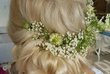 Inspiration to your weddinghair♡ Hair by me