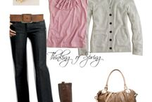 Outfits / by Havilah Berry