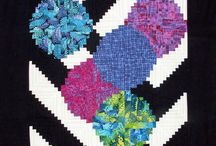 Log Cabin Quilts / by Marjorie Edwards