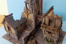 Terrain for wargaming