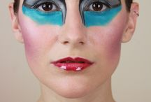 Student Gallery Fantasy/Face Painting