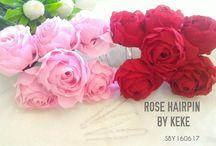 All about accesories handmade / Headpiece,miniheadpiece,headband,handbouquet,brooch