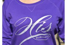 His Businessllc / My exclusive tshirt & accessories line, created to arrest the hearts of people for Jesus with words - His Words!