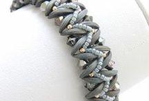 crescent beads patterns