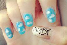 nail ideas / by Terra Oneill
