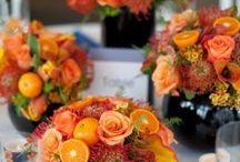 Fall Wedding Theme Ideas