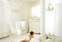 BABY- Ideas for a Nursery / by Michelle Yeary Crawford