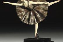 Marcel Andre Bouraine Art Deco