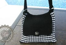 Crochet - Bag Patterns / by Jacque St.Clair