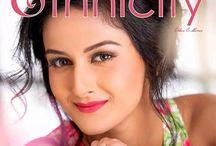 Ethnicity (magazine) / Cover Page - Ethnicity (magazine)