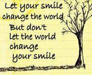 Smile, be happy!