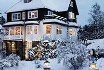 Schwedische landhäuser