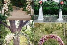 ślub ozdoby