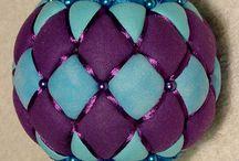 Kimekomi & Quilted Balls