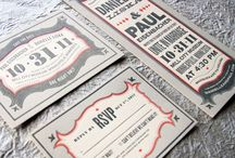 Themed Invitations / by Jinky Kowalski