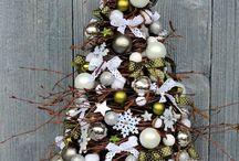 Christmas tree / cristmas tree, new year tree, topiary