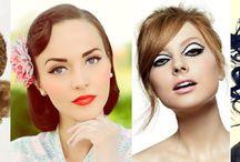 Maquillaje épocas