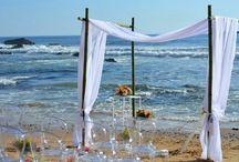 Beach Wedding Portugal / Lisbon Coastline, Portugal