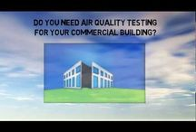 Air Quality Testing in Commercial Buildings
