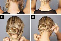 • Hair styles